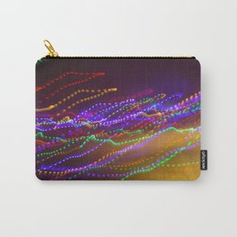 Dizzy Lights Carry-All Pouch