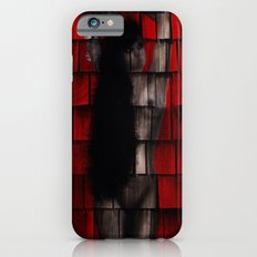 Washed Up And Left Out To Dry (Red no words) Slim Case iPhone 6s