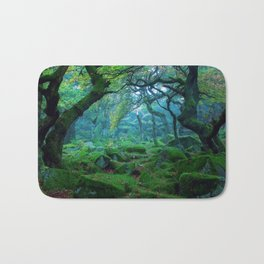 Enchanted forest mood Bath Mat