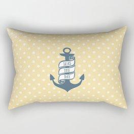 SEAS THE DAY Rectangular Pillow