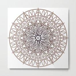 Mystical sign 04 Metal Print