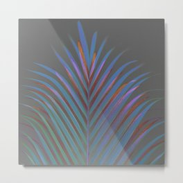 Chic palm / Tropical touch Metal Print
