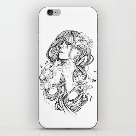 From A Tangled Dream iPhone & iPod Skin