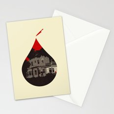 Horror Icons: Halloween Stationery Cards