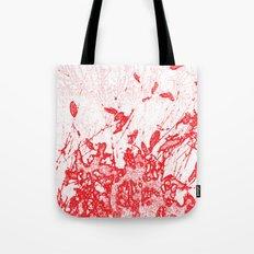 Coloured Rain Tote Bag