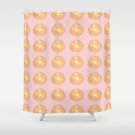 PANCAKES ALL OVER PRINT Shower Curtain