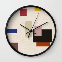 There Is No Dance In Frequency And Balance Wall Clock