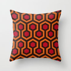 Room 237 Throw Pillow