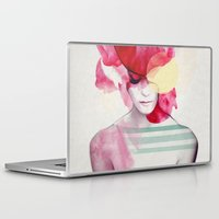 her Laptop & iPad Skins featuring Bright Pink - Part 2  by Jenny Liz Rome