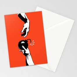 Hand of God Stationery Cards