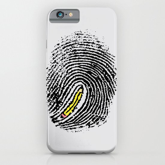 Creative Touch iPhone & iPod Case