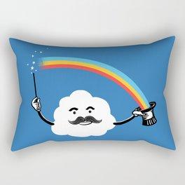 Magic Rainbow Rectangular Pillow