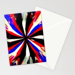 Pattern #6 - Bold Stripes Stationery Cards
