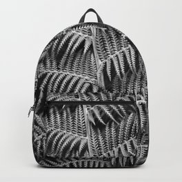 Darkness falls in the forest Backpack
