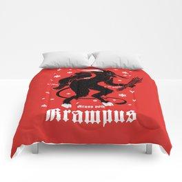 Krampus Comforters