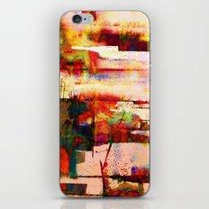pink lake iPhone & iPod Skin