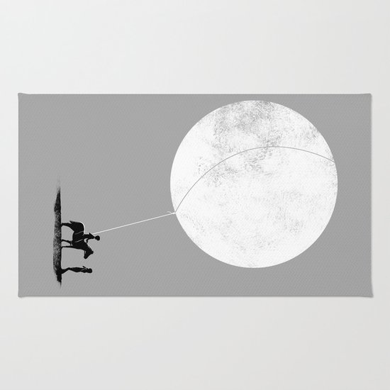 do you want the moon? Rug