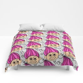 Troll s character pattern Comforters
