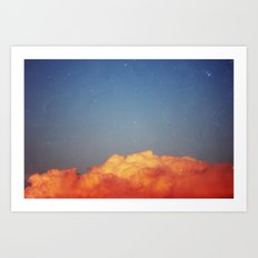 Let Heaven Come Art Print