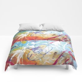 Yo Yo  Ma               by      Kay Lipton Comforters