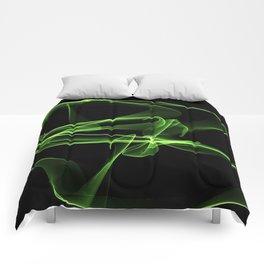 """William's """"geen"""" art Comforters"""