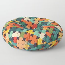 Lucky Clover Floor Pillow