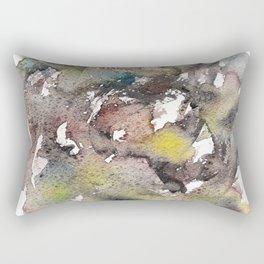 Green ing Rectangular Pillow