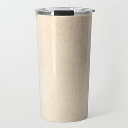 White Gold Sands Travel Mug