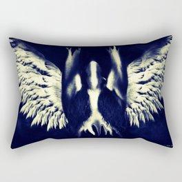 Good Vs Evil Rectangular Pillow