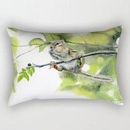 Balancing Act by Teresa Thompson Rectangular Pillow