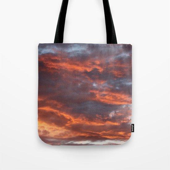 The Sun Will Set Tote Bag