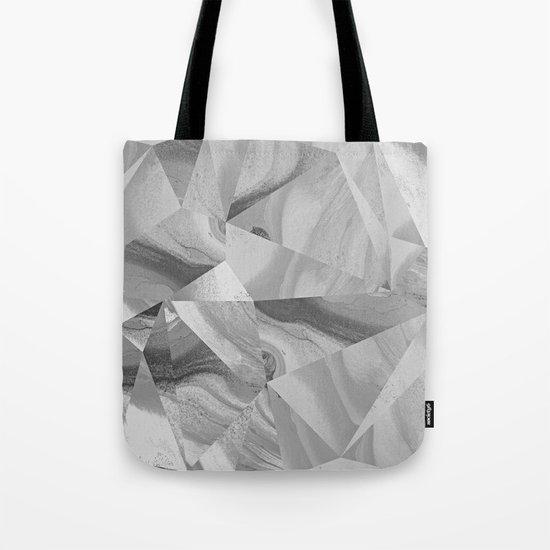 Irregular Marble II Tote Bag