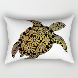 Terrapin v6 Rectangular Pillow