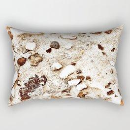 Treasures in the Sand Rectangular Pillow