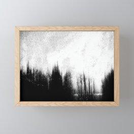 A Way Out Framed Mini Art Print