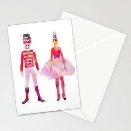 Nutcracker Ballet Stationery Cards