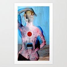 chakra Art Print