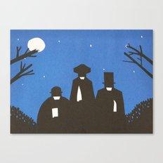 The Butchers Canvas Print