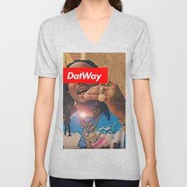 Quavo DatWay Unisex V-Neck