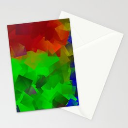 Little nightly seaport town ... Stationery Cards