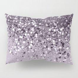 Sparkling Lavender Lady Glitter #2 #shiny #decor #art #society6 Pillow Sham