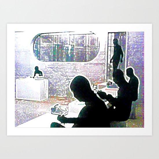 franjudex anh1 Art Print