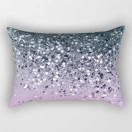 Summer Love Glitter #1 #shiny #decor #art #society6 Rectangular Pillow
