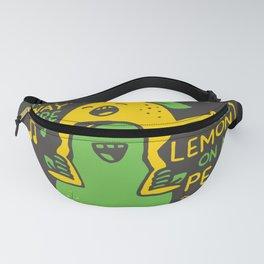 LEMON ON A PEAR Fanny Pack