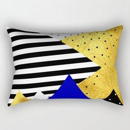 fall abstraction #3 Rectangular Pillow