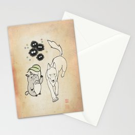 Some Friends Stationery Cards