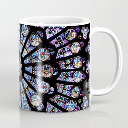Cathedral Stained Glass Coffee Mug
