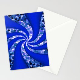 Swirling Streets... Stationery Cards