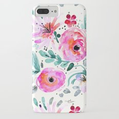 Colby Floral Slim Case iPhone 7 Plus