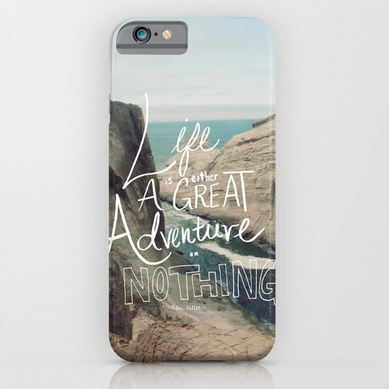Great Adventure iPhone & iPod Case